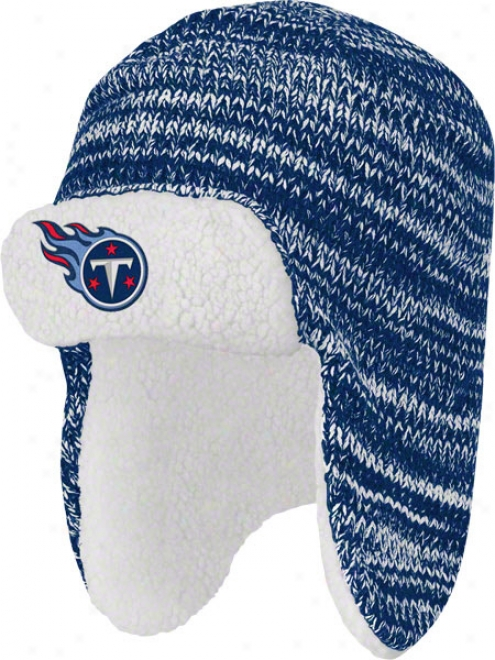 Tennessee Titans Trooper Sherpa Lined Knit Hat