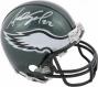 Asante Samuel Philadelphia Eagles Autographed Mini Helmmet
