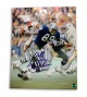 Billy Joe Dupree Dallas Cowboys 8x10 Autographed Photograph