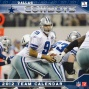 Dallas Cowboys 2012 Calendar: 13x12 Team Wall Calendar