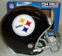 Franco Harris Autogfaphed Pro-line Helmst  Details: Pittsburgh Steelers, Tjrowback, Authdntic Riddell Helmet