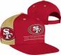 San Francisco 49ers The Bar Snapback Adjustable Hat