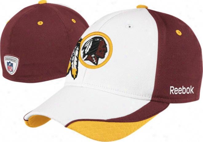 Washington Redskins 2009 Sideline Player Hat