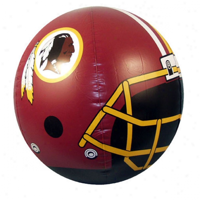 Washington Redskins Beach Ball