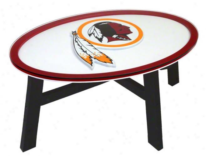 Washington Redskisn Coffee Table