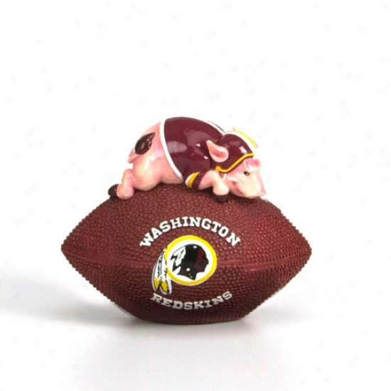 Washington Redskins Football Paperweight