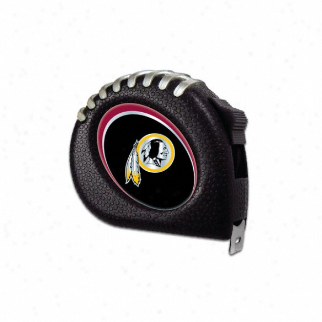 Washington Redskins Pro Grip Tape Measure