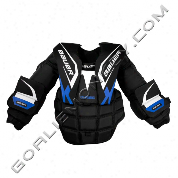 Bauer Classic Jr. Chest & Arm Guardian