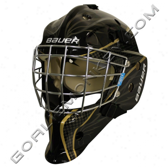 Bauer Nme 3 Rx Edition Goalie Mask