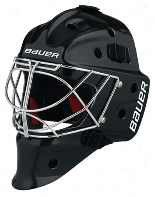 Bauer Nme 7 Sr. Goalie Mask - Cat Eye