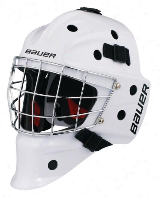 Bauer Nme 7 Sr. Goalie Mask - Certified