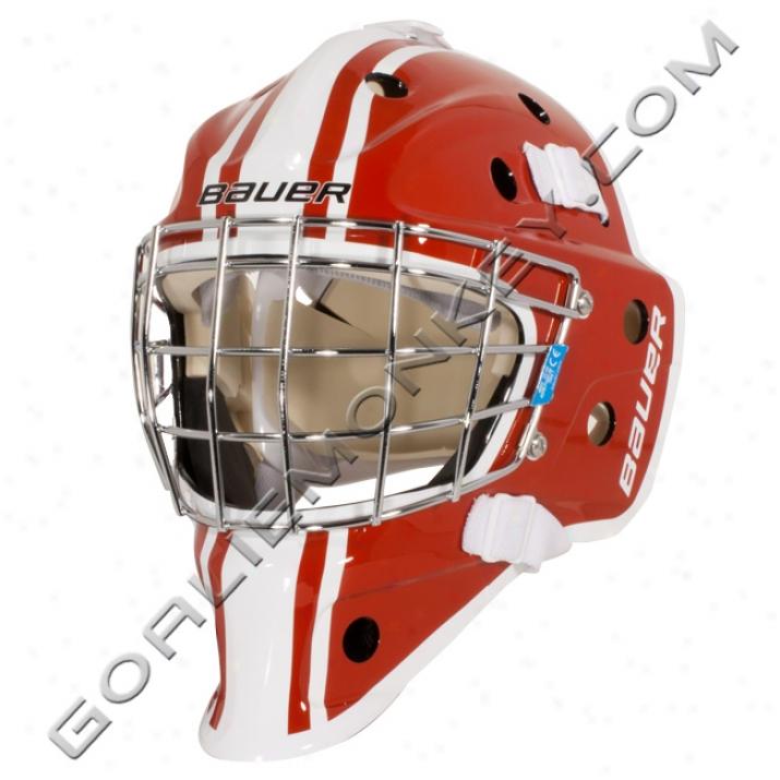 Bauer Nme3 Vintage Goalie Mask