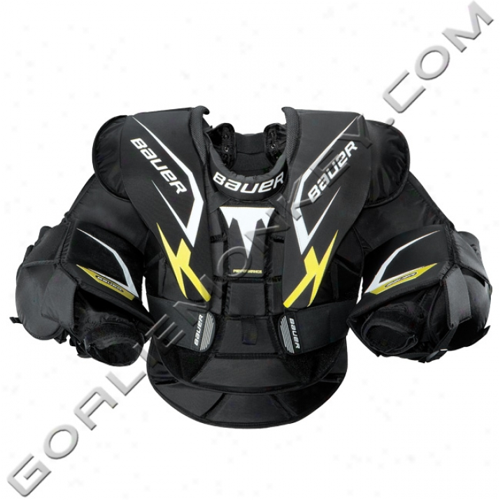 Bauer Performance Jr. Chest & Arm Protector
