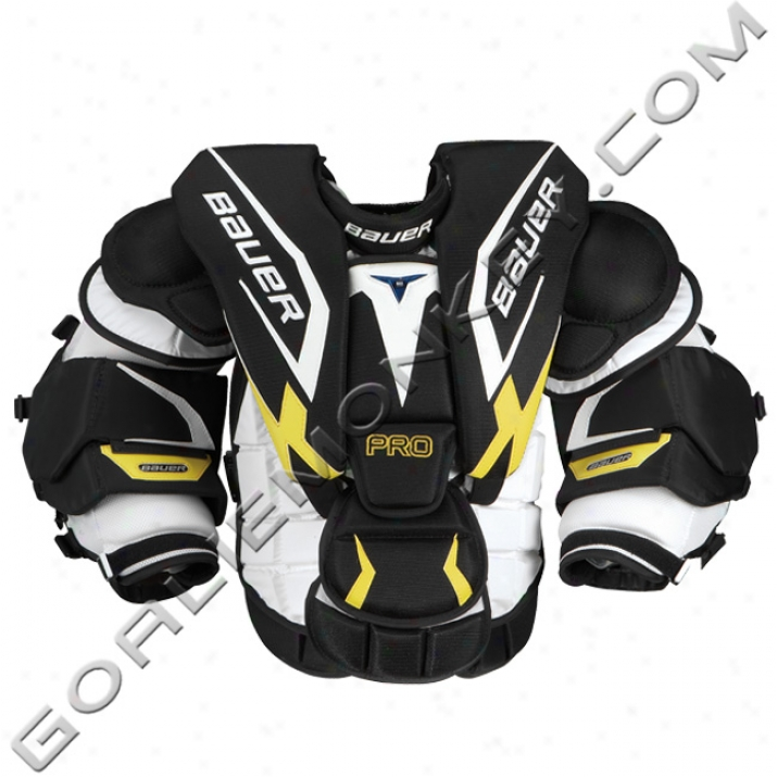 Bauer Pro Goalie Chest & Arm Protector