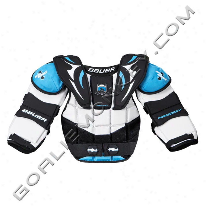 Bauer Prodigy Yth. Goalie Chest & Arm Protector