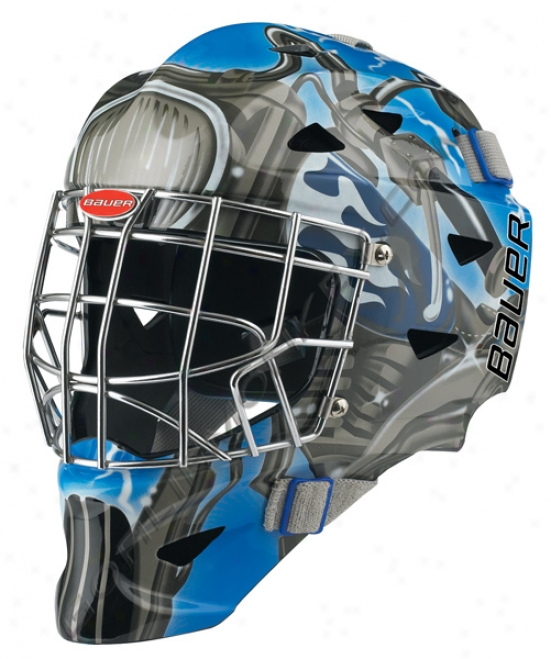 Bauer Profile 1400d Decal Goalie Mask - Chopper