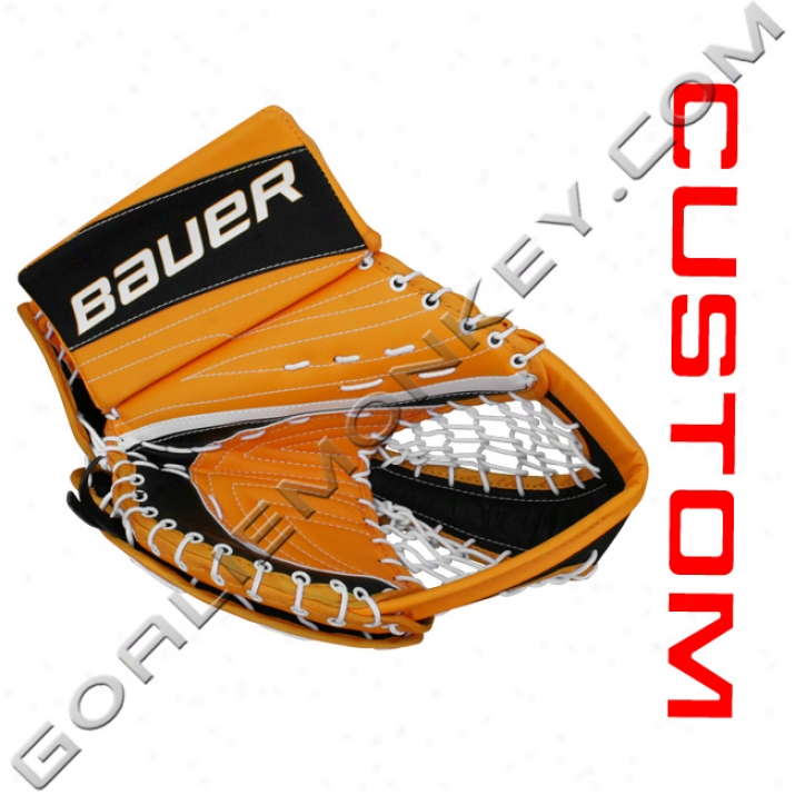 Bauer Re-flex Rx10 Pro 'custom' Goalie Glove