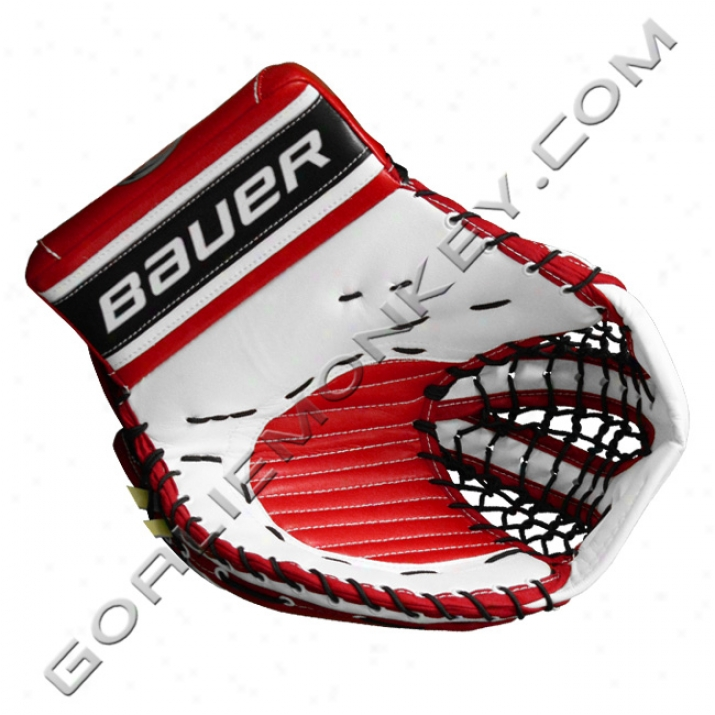 Bauer Re-flex Rx10 Vintage Pro Goalie Glove