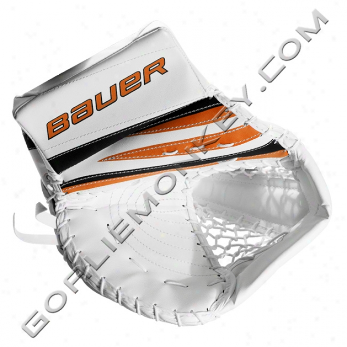 Bauer Re-flex Rx4 Jr. Goalie Glove