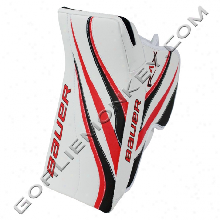 Bauer Re-flex Rx4 Sr. Goalie Blocker
