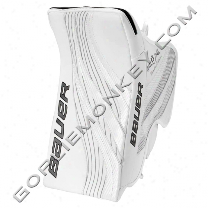 Bauer Re-flex Rx6 Le Jr. Goalie Blocker