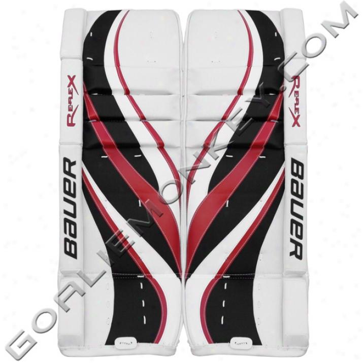 Baier Re-flex Rx6 Sr. Goalie Leg Pads