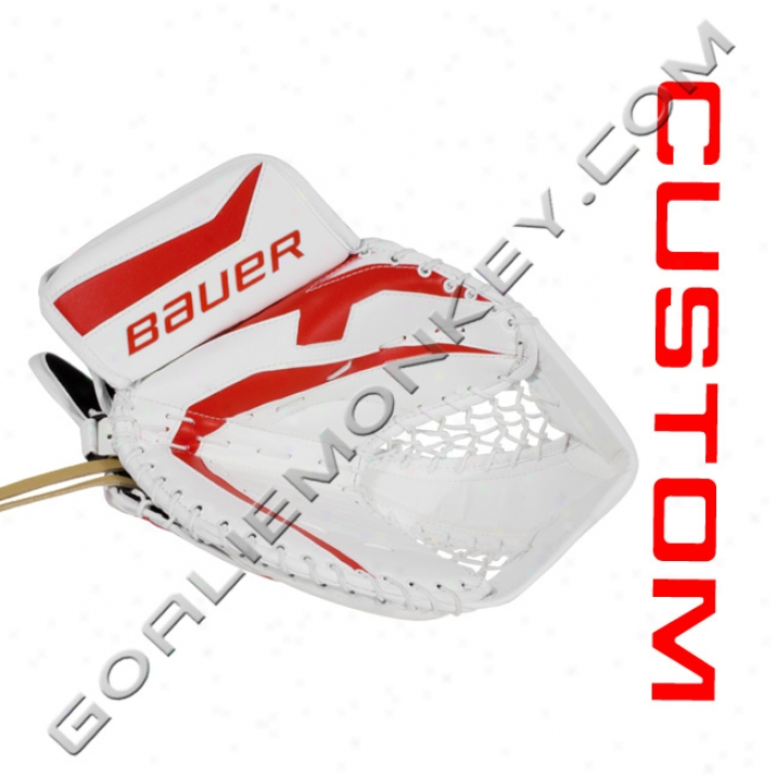 Bauer Supreme One100 f'innish Style' Custom Pro Goalie Glove
