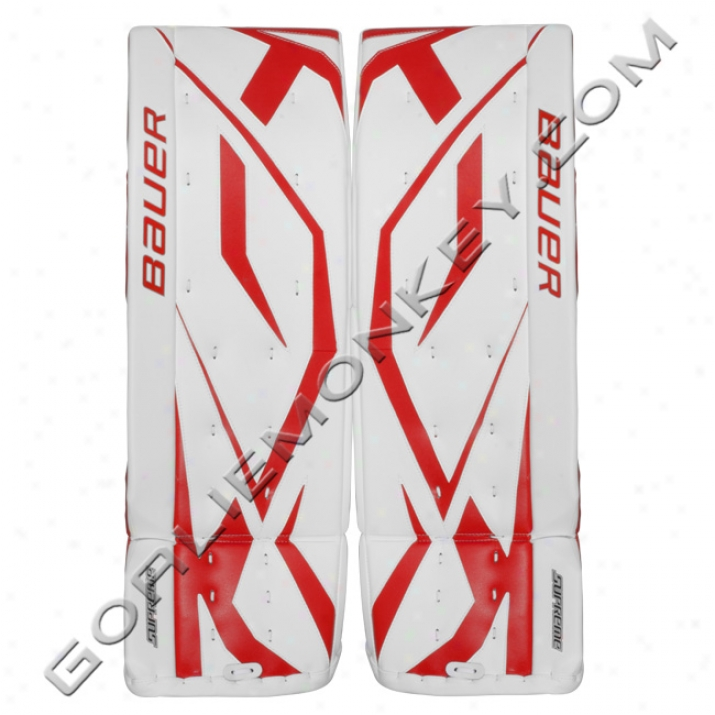 Bauer Supreme One100 Monkey Special Edition Pro Leg Pads