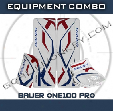 Bsuer Supreme One100 Pro Goalie Equipment Cpmbo