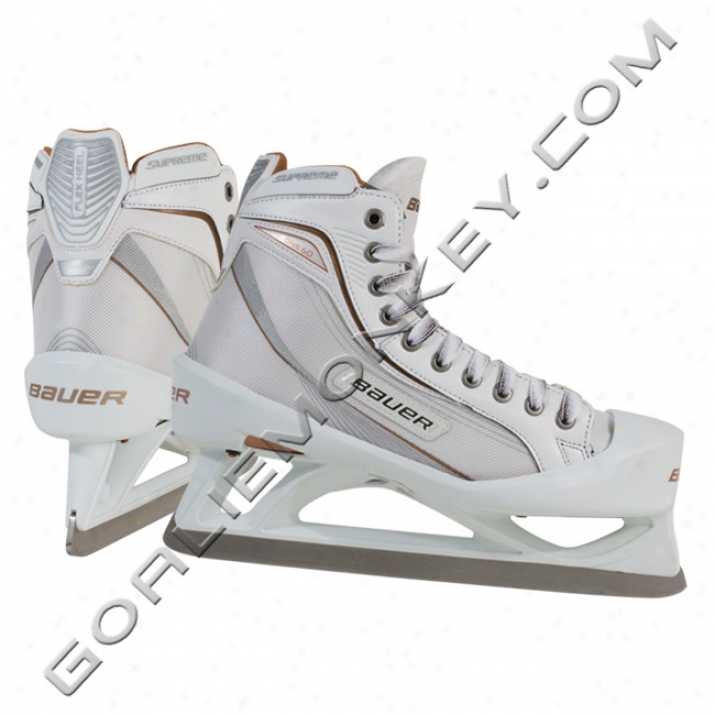 Bauer Supreme One60 Le Sr. Goalie Skates