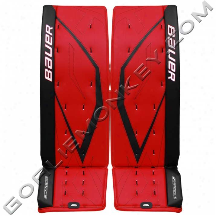 Bauer Supreme One60 Monkey Special Edition Sr. Leg Pads
