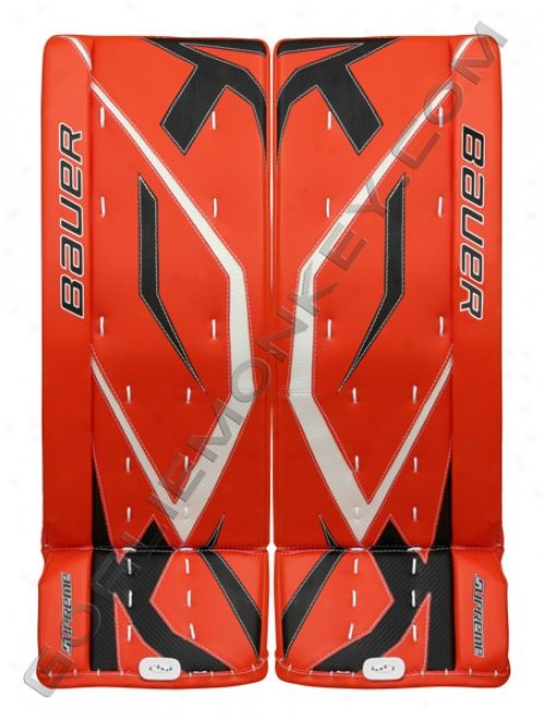 Bauer Supreme One80 Int. Goalie Leg Pads
