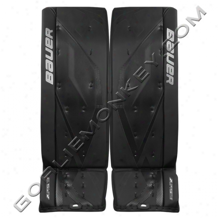 Bauer Supreme One80 Le Int. Goalie Leg Pads
