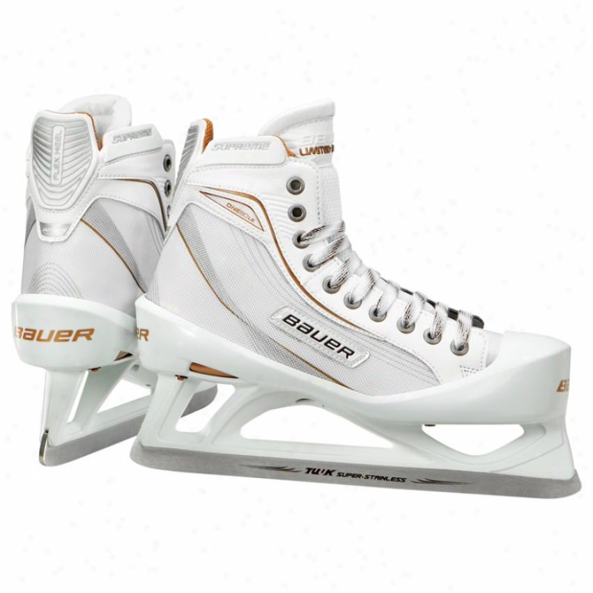 Bauer Supreme One80 Le Jr. Goalie Skates