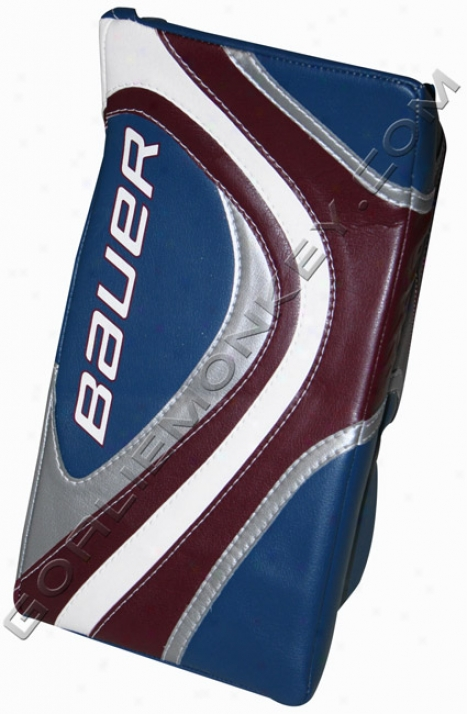 Bauer Vapor X:55 Sr. Goalie Blocker