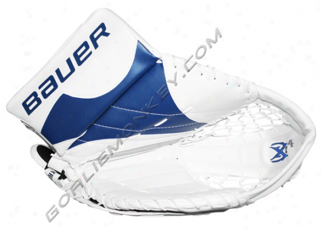 Bauer X-rated Xr4 Limited Issue  Sr. Goalie Glove