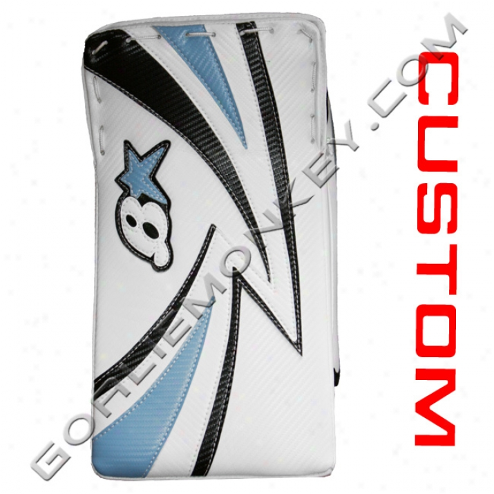 Brians Focus Pro 'custom' Goalie Blocker