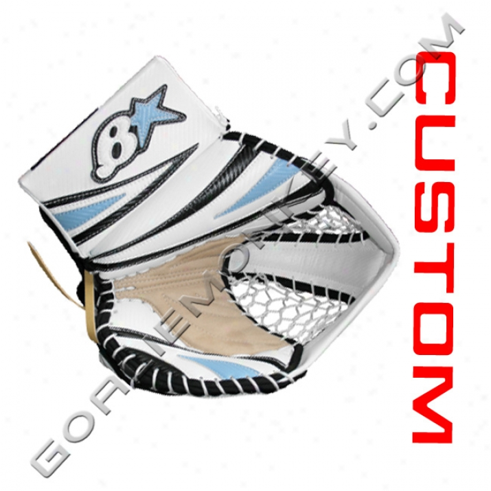 Brians Focus Pro 'cusstom' Goalie Glove