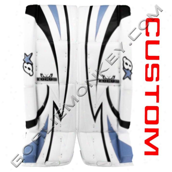 Brians Focus Pro 'custom' Goalie Leg Pads