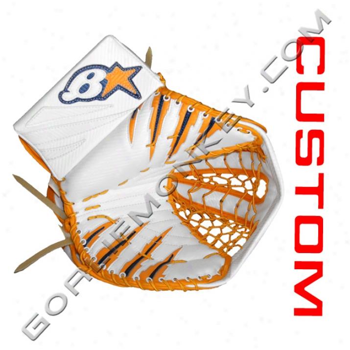 Bdians Peo Stocm Pro 'custom' Goalie Glove