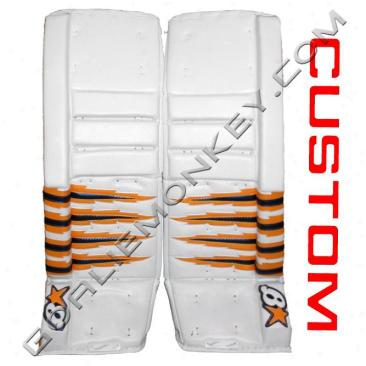 Brians Pro Stock Pro 'custom' Goalie Leg Pads