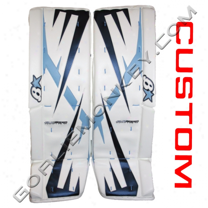 Brians Sub-zero Pro 'custom' Goalie Leg Pads