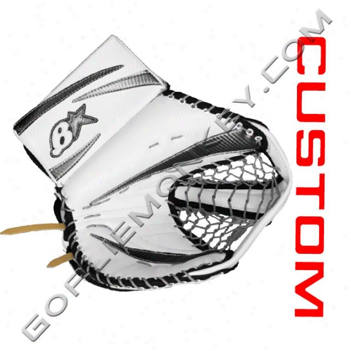 Brians Zero G Pro 'custom' Goaiie Glove