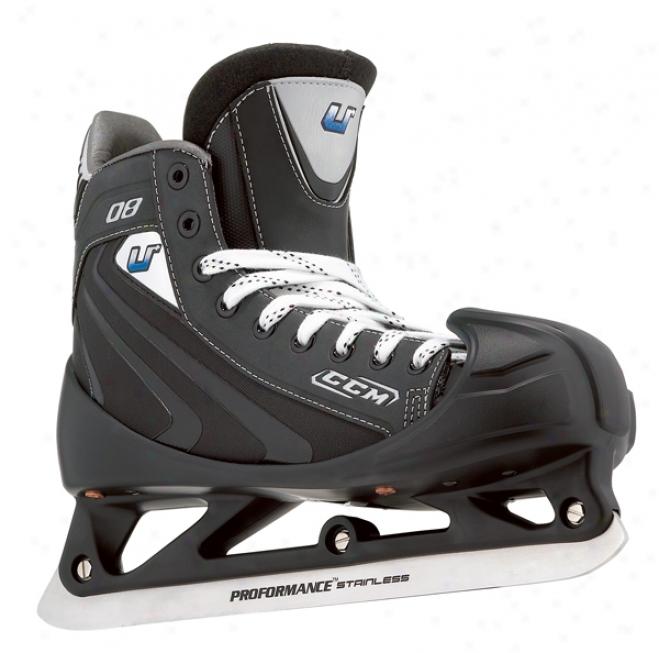 Ccm U+ 08 Jr. Goalie Skates