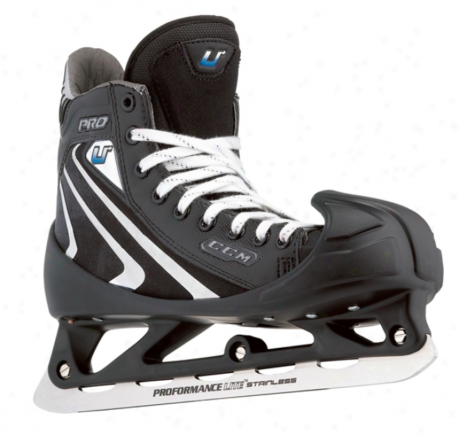 Ccm U+ Pro Goalie Skates