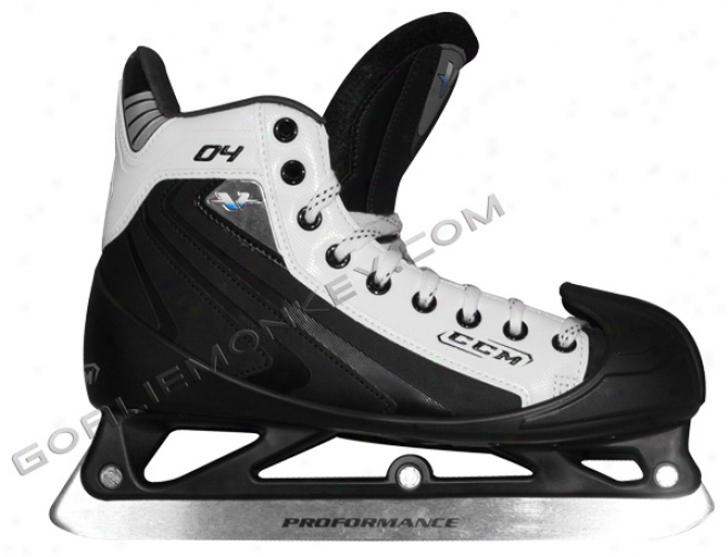 Ccm V04 Special Edition Yth. Goalie Skates