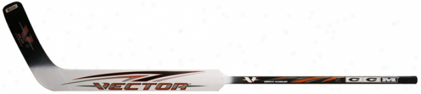 Ccm Vector 8.0 Int. Goalie Stick