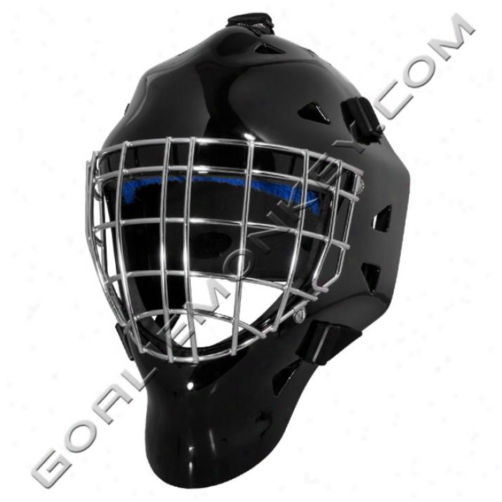 Eddy Custom Lt Certified Sr. Goalie Mask