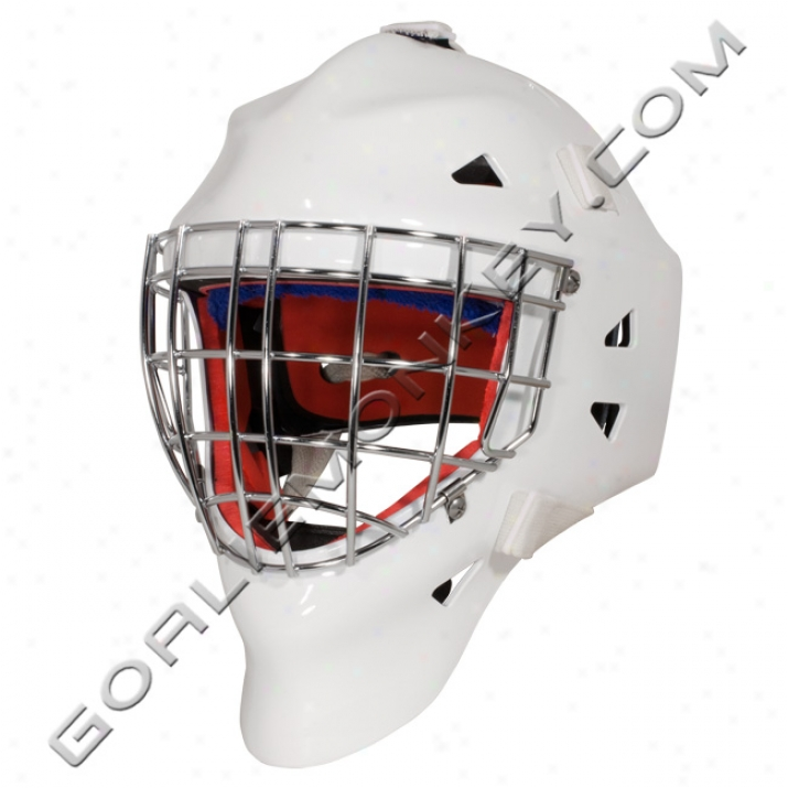 Eddy Suffer ~ Certified Sr. Goalie Mask