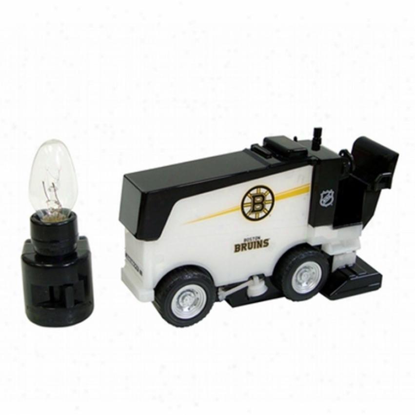 Fan Fever Boston Bruins Zambonj Night Light
